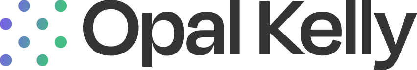 Opal Kelly logo