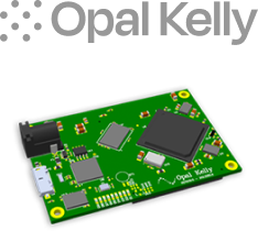 OpalKelly - Xilinx and Altera FPGA Integration Modules