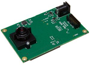 EVB1005 image capture add-on module for the XEM6310, XEM7310, and others